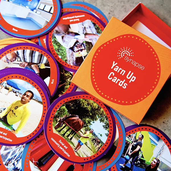 Yarn Up Cards